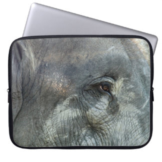 ELEPHANT EYE LAPTOP COMPUTER SLEEVE