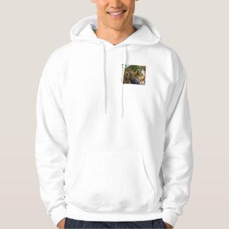 Elephant Ganesh from Himalaya Hooded Sweatshirt