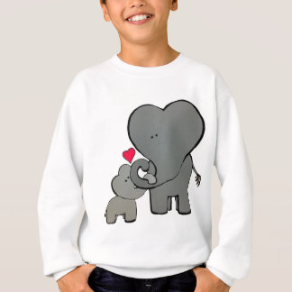 Elephant Hearts - An Unforgettable Love Sweatshirt