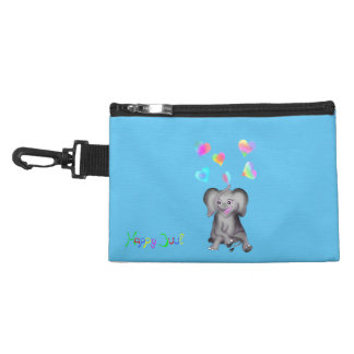 Elephant Hearts by The Happy Juul Company Accessory Bag