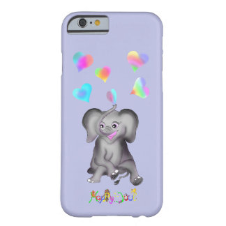 Elephant Hearts by The Happy Juul Company Barely There iPhone 6 Case
