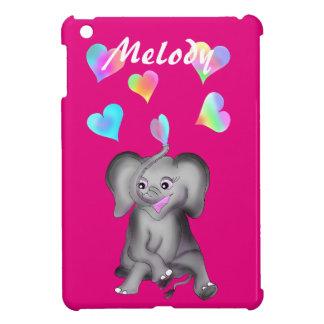 Elephant Hearts by The Happy Juul Company Case For The iPad Mini