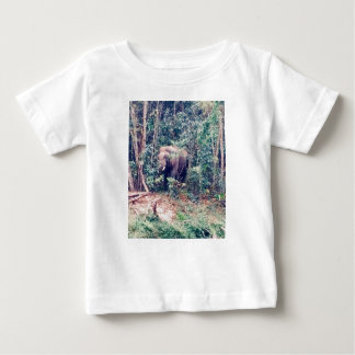Elephant in Thailand Baby T-Shirt
