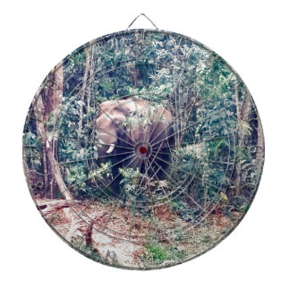 Elephant in Thailand Dartboard