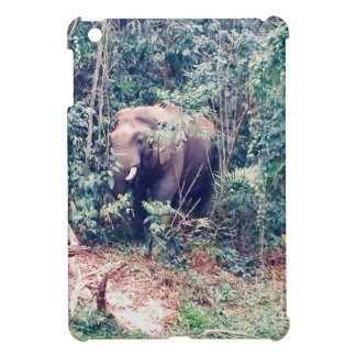Elephant in Thailand iPad Mini Cover