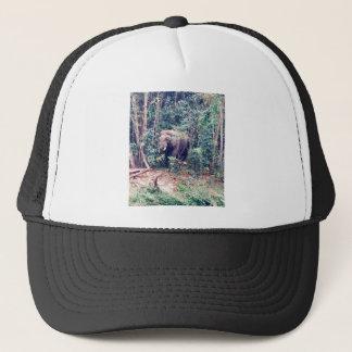 Elephant in Thailand Trucker Hat