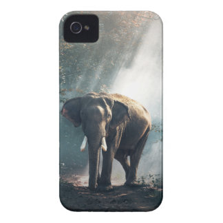 elephant iPhone 4 Case-Mate case