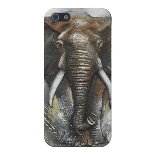Elephant iPhone 5c Case