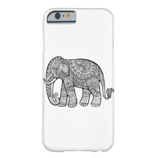 Elephant iPhone 6/6s, Barely There Phone Case