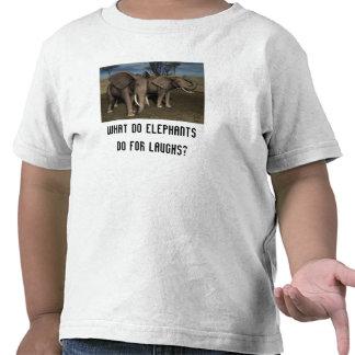 Elephant Joke Tee