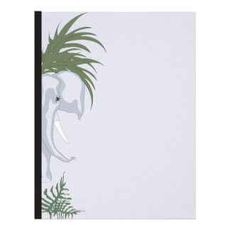 ELEPHANT LETTER HEAD Basic 2 Letterhead