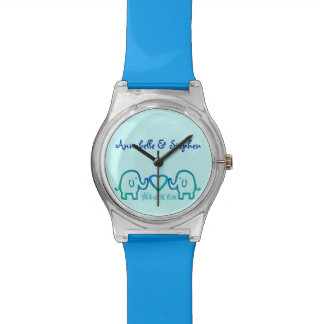 elephant love watch