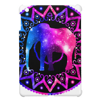 Elephant Mandala Case For The iPad Mini