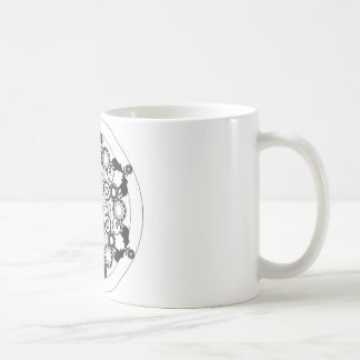 Elephant Mandala Coffee Mug