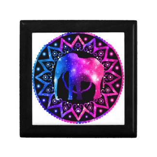 Elephant Mandala Gift Box