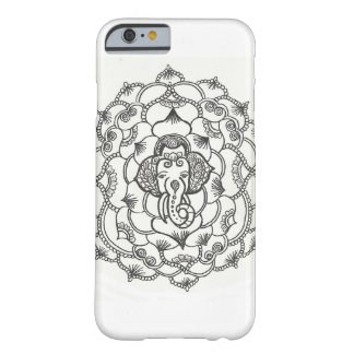 Elephant Mandala Henna Phone Case for iPhone 6 /6s