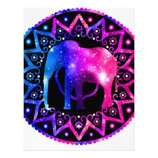 Elephant Mandala Letterhead