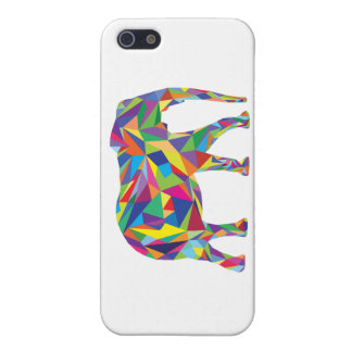 Elephant Mosaic iPhone 5c Case