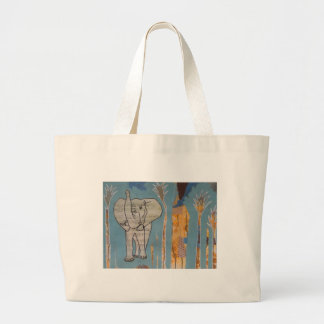 Elephant Music Tote