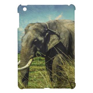 Elephant Nature iPad Mini Cover