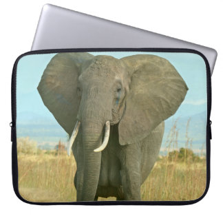 Elephant Neoprene Laptop Sleeve 15 inch