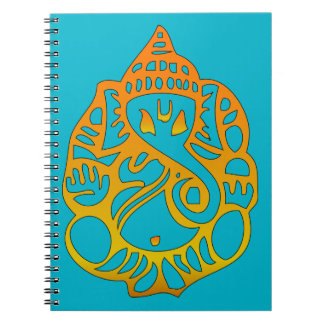Elephant Spiral Notebooks
