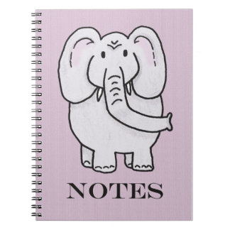 Elephant Notebook