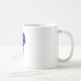 Elephant of courage coffee mug
