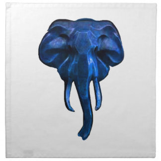 Elephant of courage napkin