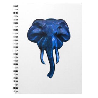 Elephant of courage notebook