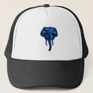 Elephant of courage trucker hat