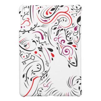 elephant ornate iPad mini cover
