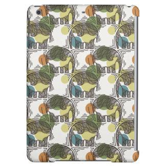 Elephant Pattern iPad Air Covers