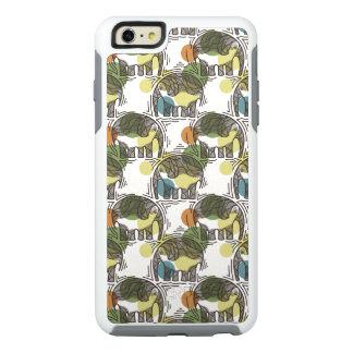 Elephant Pattern OtterBox iPhone 6/6s Plus Case