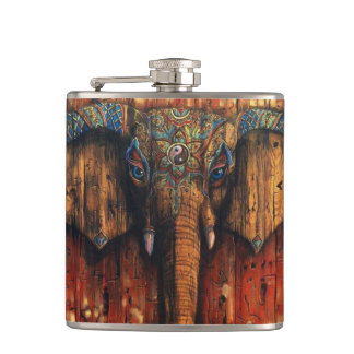 Elephant Peace Flask