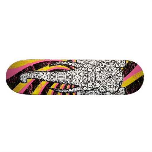 Elephant Peace Stella Skate Boards