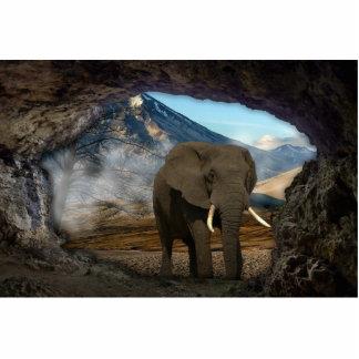 Elephant Cut Out