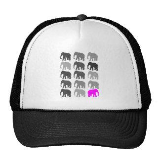 Elephant PopArt Gifts Trucker Hat