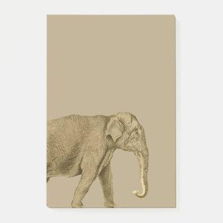 Elephant Post-it Notes