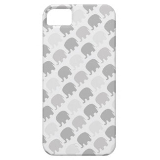 Elephant Print iPhone 5 Case