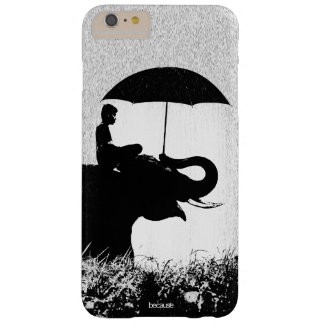 Elephant rain Art- iPhone 6/6s Plus Barely There Barely There iPhone 6 Plus Case
