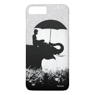 Elephant rain Art-iPhone 7 Plus Case Barely There