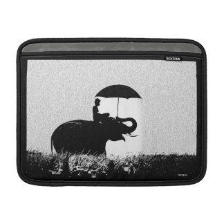 "Elephant Rain Art MacBook Air 13"" MacBook Air Sleeve"
