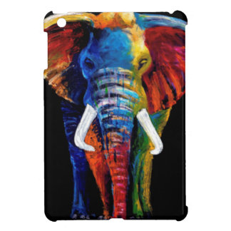 ELEPHANT RETRO STYLE CASE FOR THE iPad MINI