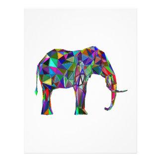 Elephant Revival Custom Letterhead