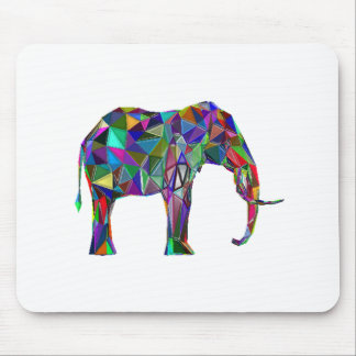 Elephant Revival Mouse Pad