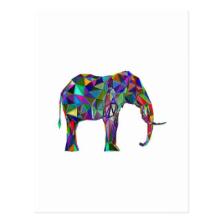 Elephant Revival Postcard
