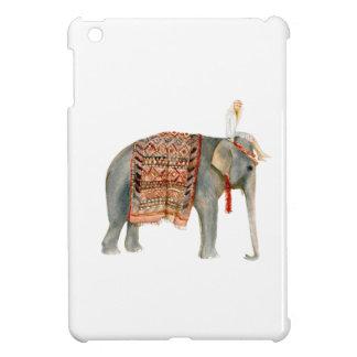 Elephant Ride iPad Mini Cover