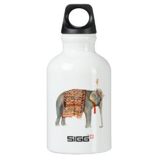 Elephant Ride Water Bottle