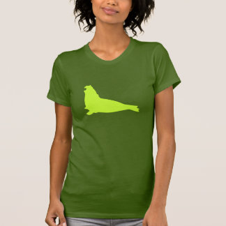 Elephant Seal Shirt Spring Onion